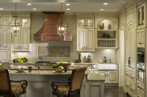 interior design project for a kitchen in winter park