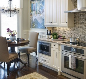 Modern kitchen remodel interior design orlando