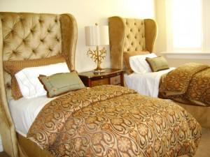 luxury bedding in winter park