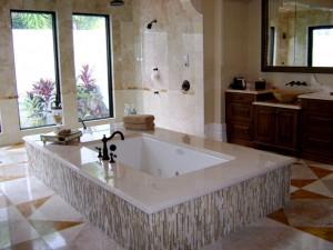 luxury bathroom interior design project winter park