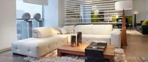 white furniture interior design