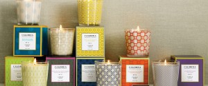 candles for interior design project in orlando
