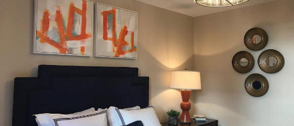 bedroom interior design orlando