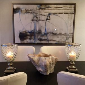 luxurious candle holders