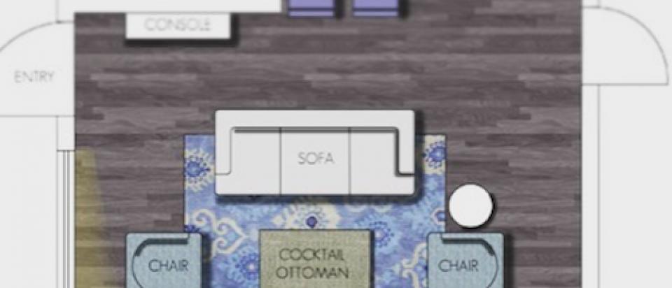 Angela Neel Floor Plan Development
