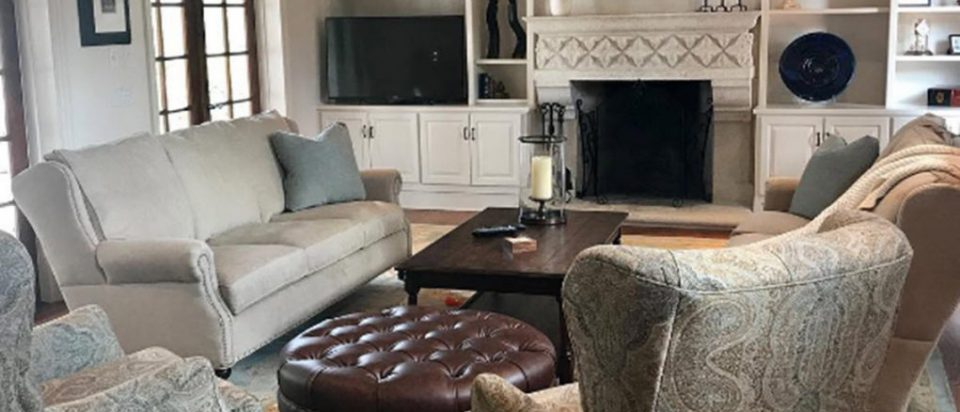 home design in winter park upholstery