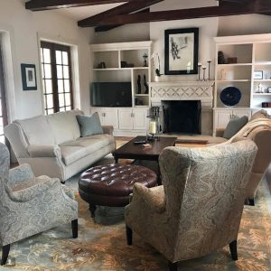 home design in winter park upholstery