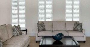 minimalist living room Winter Park