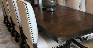 contemporary dining table near Orlando